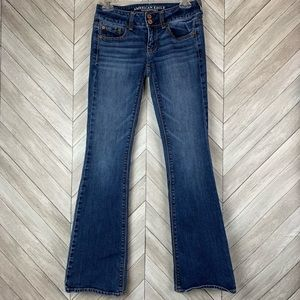 American Eagle artist stretch fit. Size 0